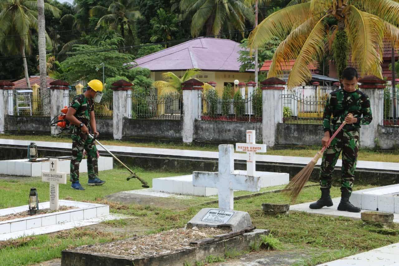 Peringatan Ke-75 Hari TNI Angkatan Udara, Koopsau III Gelar Kurve Masal