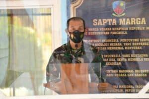 Entry Briefing Itkoopsau I di Lanud Soewondo.