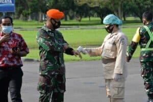 Donor Darah : Sambut Peringatan HUT ke-75 TNI AU di Medan