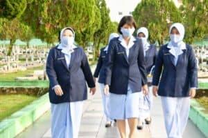 Ziarah Rombongan dalam rangka menyambut Hari TNI Angkatan Udara