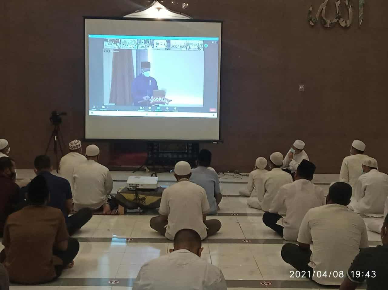 Lanud Halim Gelar Doa Bersama Peringati HUT ke-75 TNI AU
