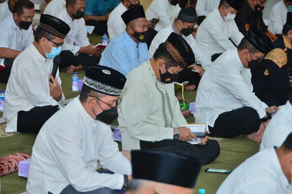 Kohanudnas Gelar Doa Bersama Dalam Rangka HUT ke-75 TNI AU