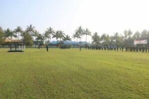 Lanud RSA Gelar Puncak Peringatan HUT TNI AU ke-75