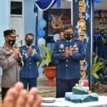 Rangkaian Syukuran Peringatan ke 75 Hari TNI AU di Lanud RHF, dari Penganugerahan Penghargaan hingga Anjangsana