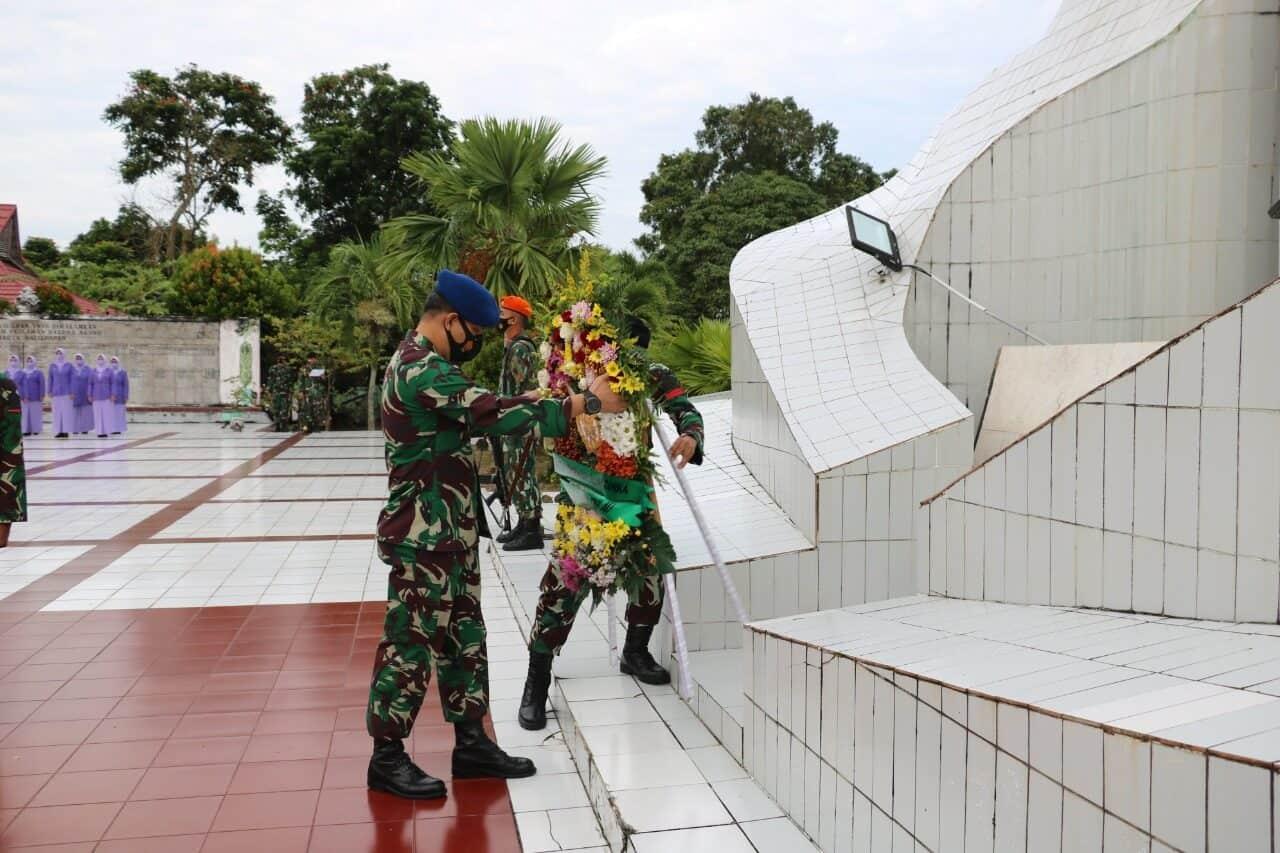 Ziarah Rombongan Dalam Rangka HUT Ke-75 TNI AU