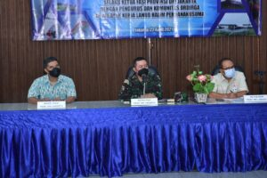Danlanud Halim Gelar Silaturahmi Dengan Pengurus FASIDA DKI dan Komunitas Olahraga Dirgantara