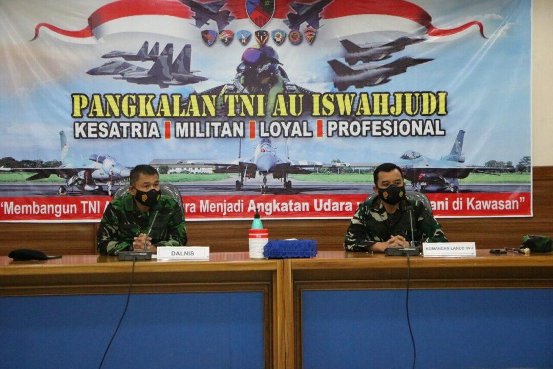 Audit Kinerja Itjen TNI Di Lanud Iswahjudi