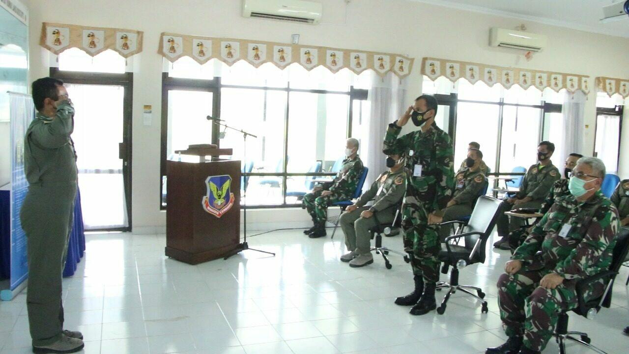 Kursus CRM (Crew Resource Management ) digelar di Lanud Adisutjipto