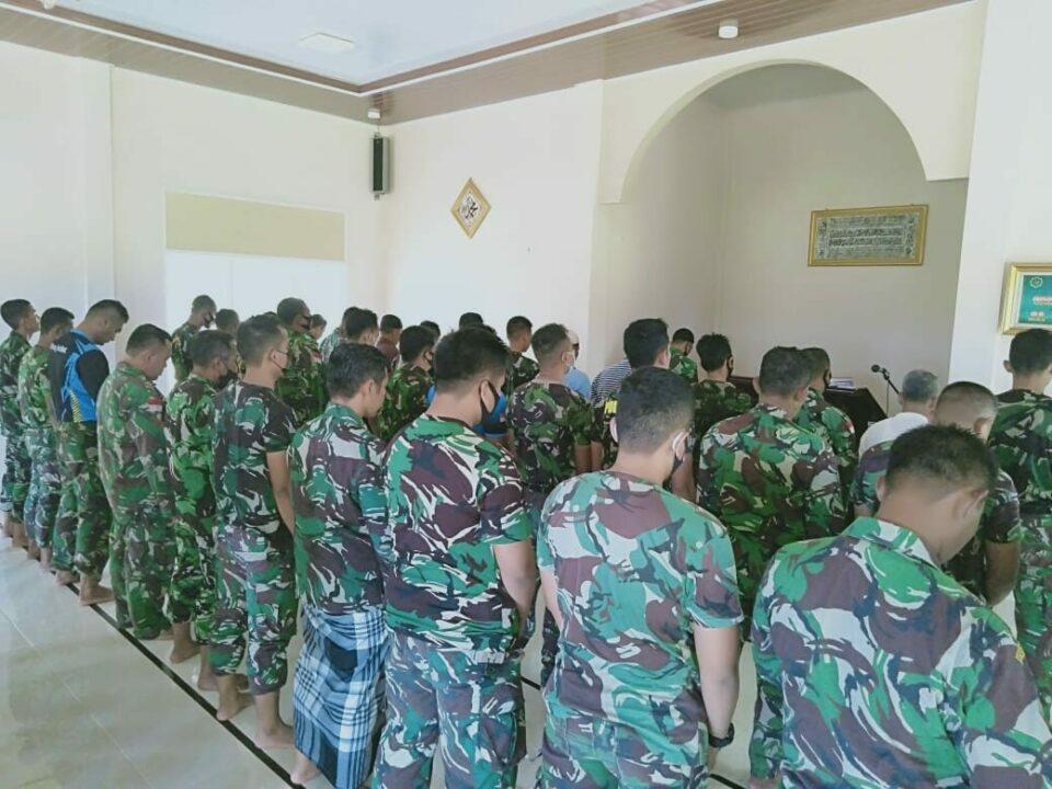 Danpusdiklat Paskhas Buka Latganda Prajurit Siswa Semata PK A-80