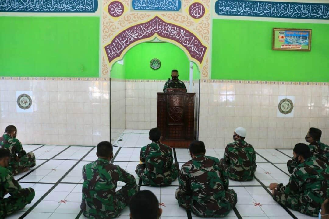 Peringatan Nuzulul Qur'an 1442 H/2021 M di Lanud J.B. Soedirman