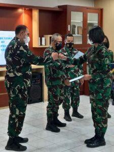 18 Siswa Selesai ikuti EPCC, Penguasaan Bahasa Inggris Mutlak Bagi Pramugari TNI AU