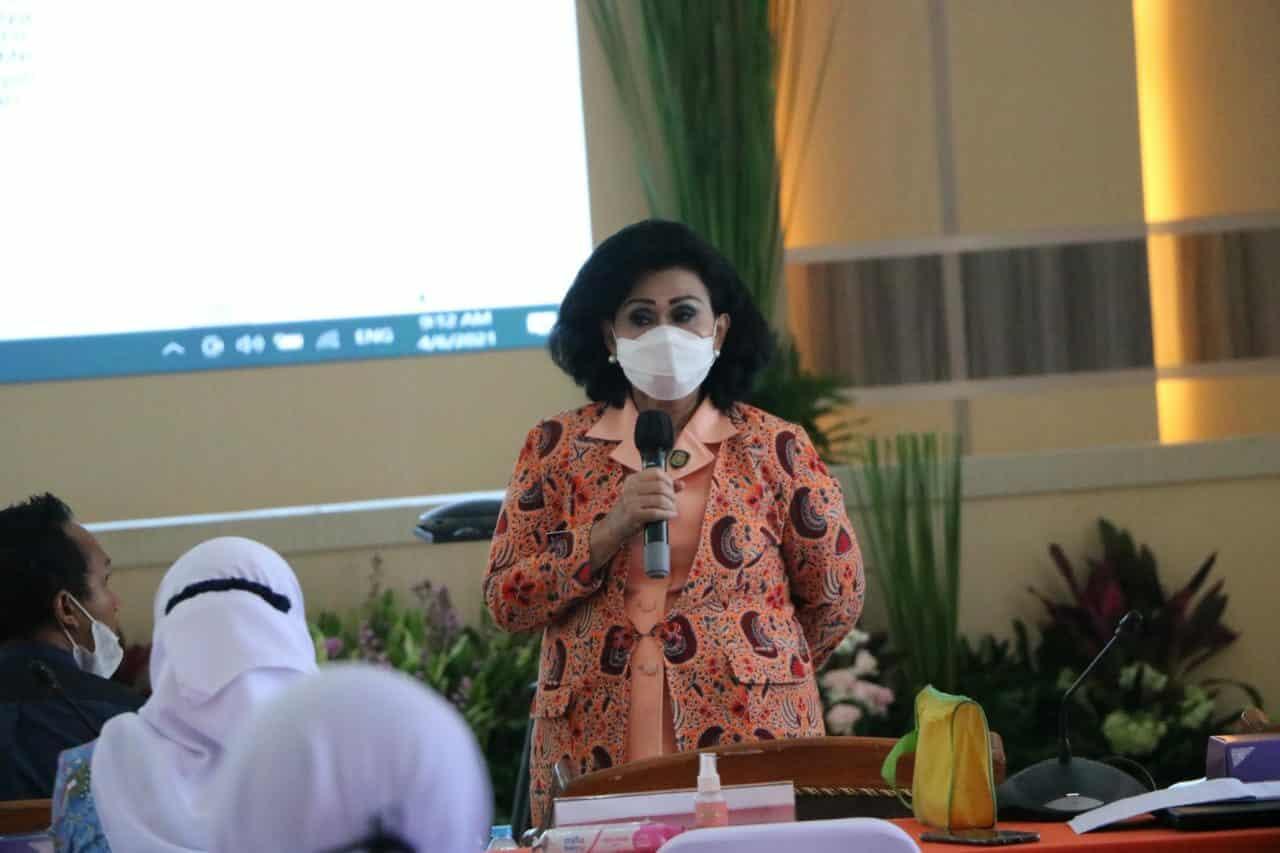 Yasarini Gelar Rakor SMK Angkasa Kerjasama Dengan Dtech Engineering di Koopsau I