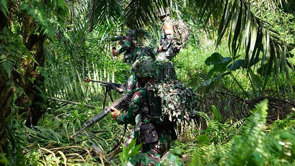Bersama Untuk Berbagi Batalyon Komando 461 Paskhas