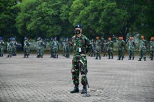 Kasau Apresiasi Kepatuhan Personel TNI AU Tidak Mudik Lebaran
