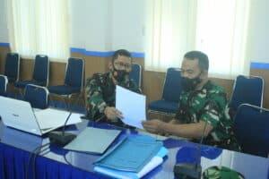 Lanud Sultan Hasanuddin Terima Tim Wasrik Itkoopsau II