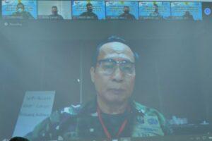 Kadisbintalidau: TNI AU Butuh Prajurit Profesional, Nasionalis, dan Religius.