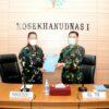 Wasrik Itjenau Akhiri Pemeriksaan di Kosekhanudnas I
