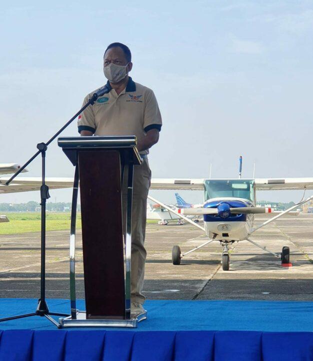 PB FASI Terima Armada Pesawat Baru dari IFC