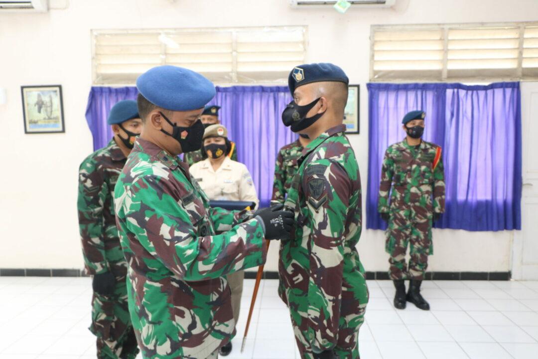 Pembukaan Pendidikan Sejur Radum Angkatan ke-43 Di Skadik 402 Lanud Adi Soemarmo