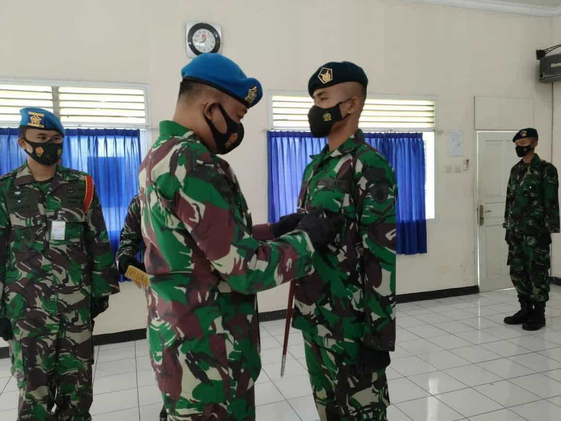 Pembukaan Pendidikan Sejurba Pomau Angkatan ke-34 di Skadik 405 Lanud Adi Soemarmo