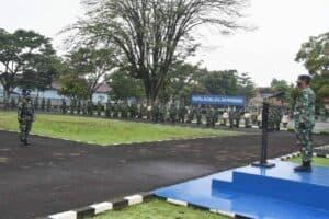 Kasau: Apresiasi Atas Kesabaran dan Kepatuhan Seluruh Personel TNI Angkatan Udara, dalam Membantu Pemerintah Menekan Laju Penyebaran Virus Corona.