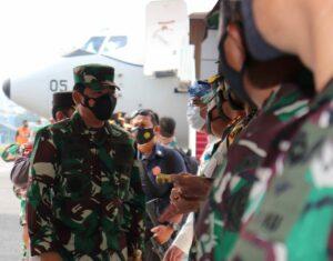Kunker Panglima TNI dan Kapolri di Bandung
