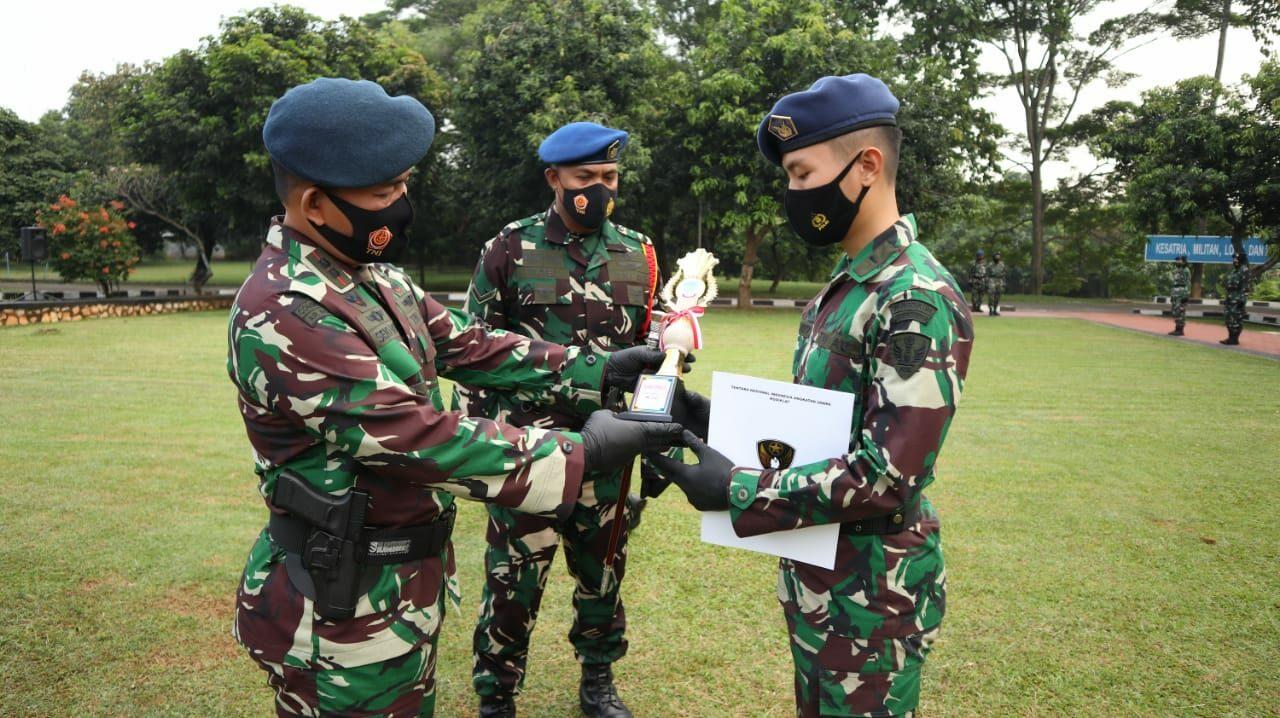 Letda Kes dr. Eka Pramudita, Lulusan Terbaik Sesarcabkes A-27