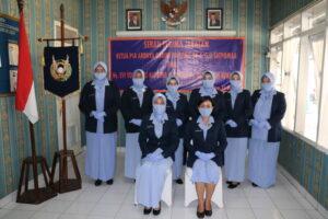 Sertijab Ketua PIA AG Ranting 08-4/G. II Satpomau Lanud Sulaiman