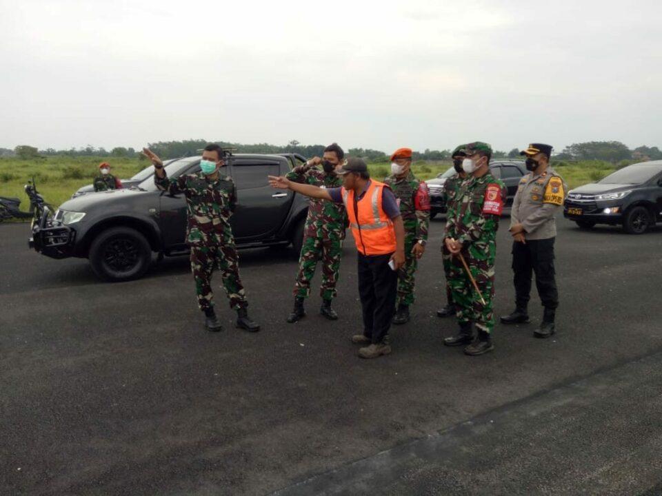 Kunjungan Balasan Komandan Lanud Abd Saleh ke Kabupaten Jember