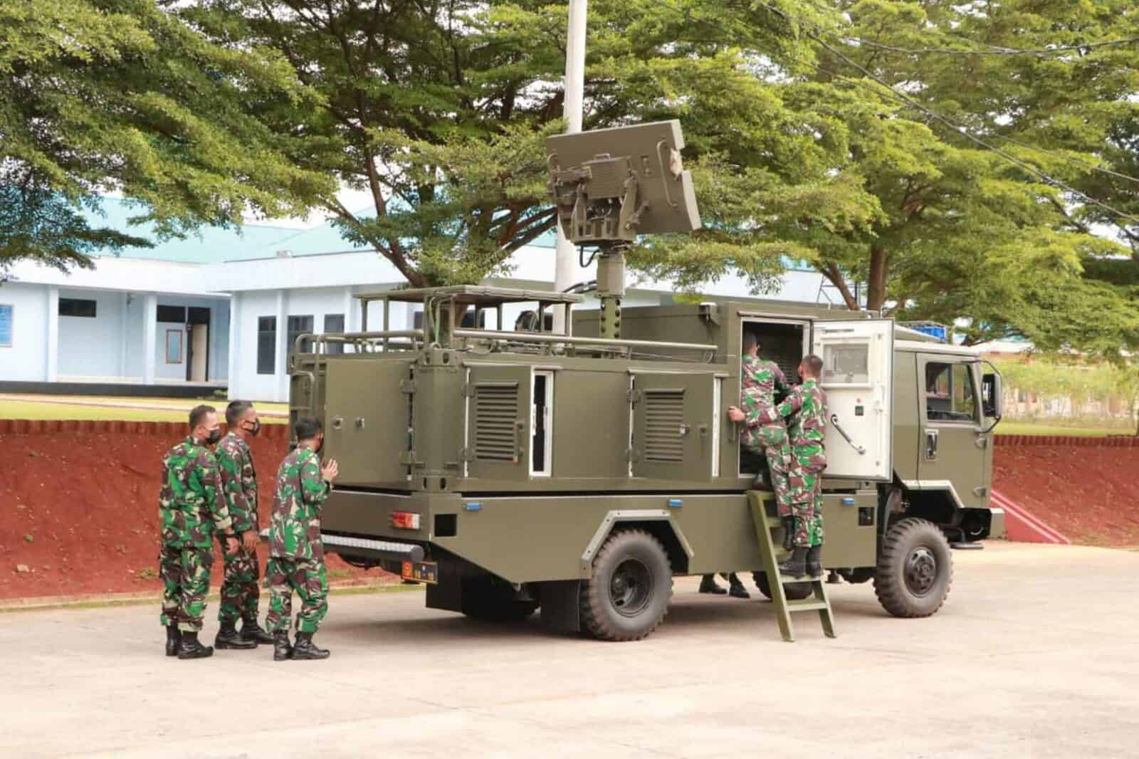 Pelatihan Mobile Radar Smart Hunter TH – S711 Korpaskhas