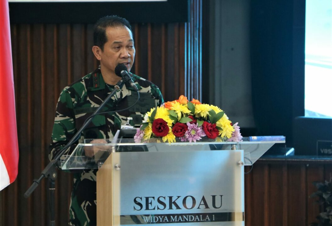 Peran TNI Polri serta Komponen Bangsa Sangat Dibutuhkan Dalam Penanganan Covid-19 dan Pemulihan Ekonomi Nasional