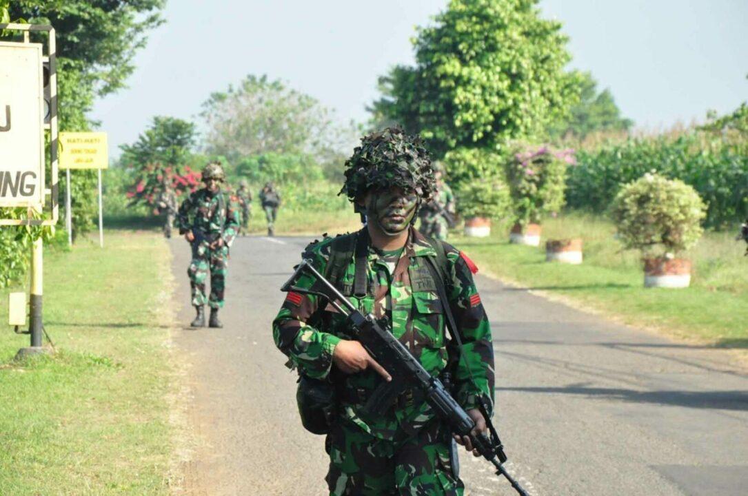 Pasukan Baret Jingga Siap Mewarnai Pangkalan TNI Angkatan Udara di Seluruh Indonesia