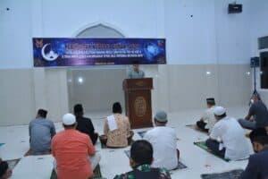 Peringatan Nuzulul Quran Di Lanud Iswahjudi