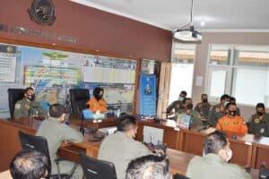 Siswa Susdokbang Angkatan XVIII Lakespra kunjungi Lanud Adisutjipto