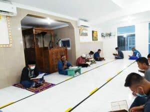 Khatam Al Qur'an Personel Lanud Raden Sadjad Syukuran dan Doa Bersama