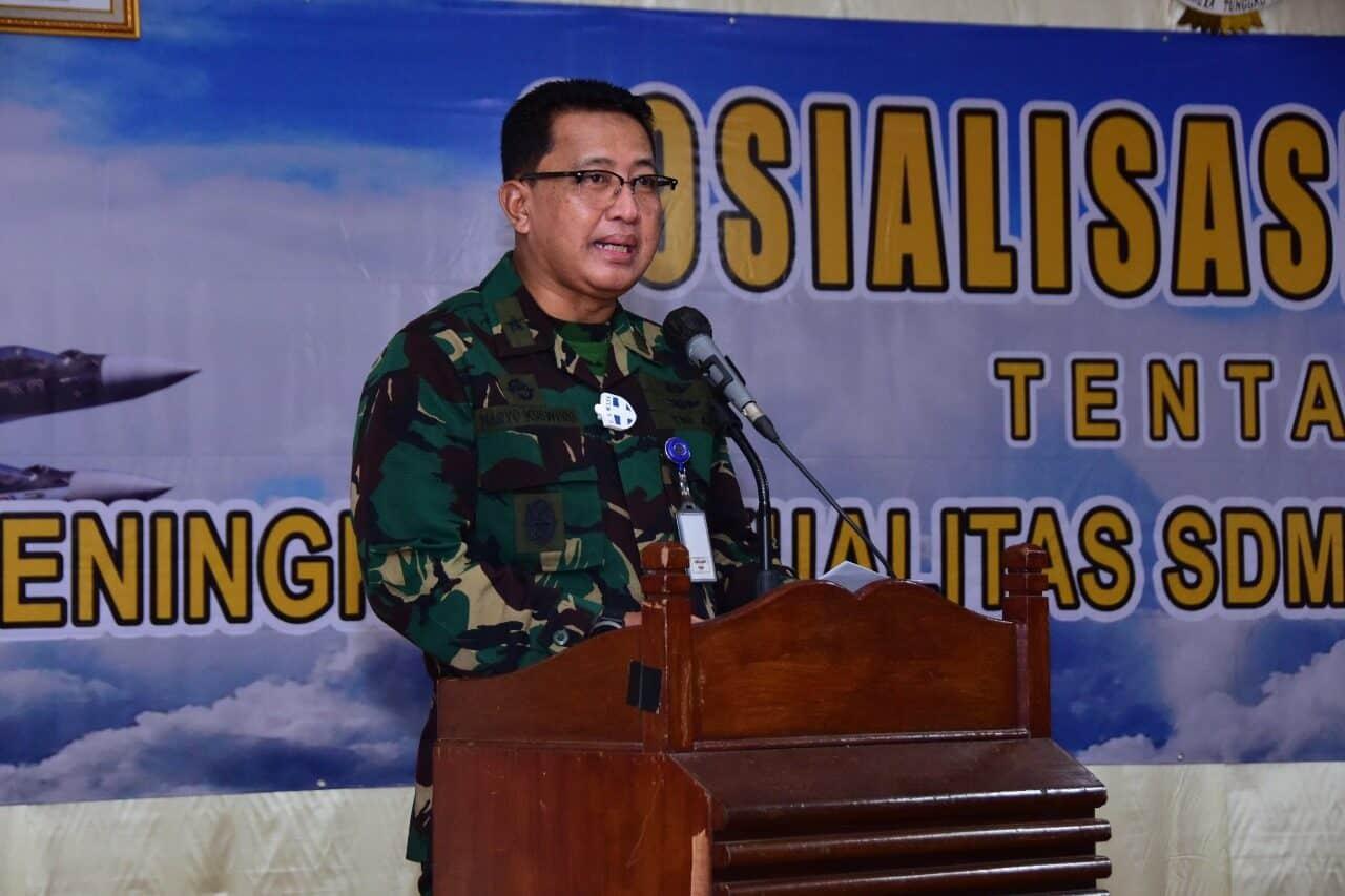 Kadiskumau: Bintara Hukum TNI AU Dapat berperan aktif dalam Hukum
