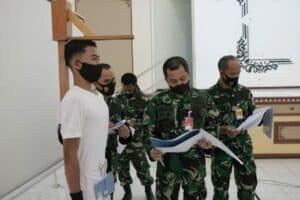 117 Casis Bintara Ikuti Pantukhirda Di Lanud Iswahjudi,