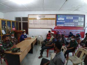 Lanud Mus Kalaborasi Dengan BNN Kota Sabang Perangi Wabah Covid-19 dan Narkoba