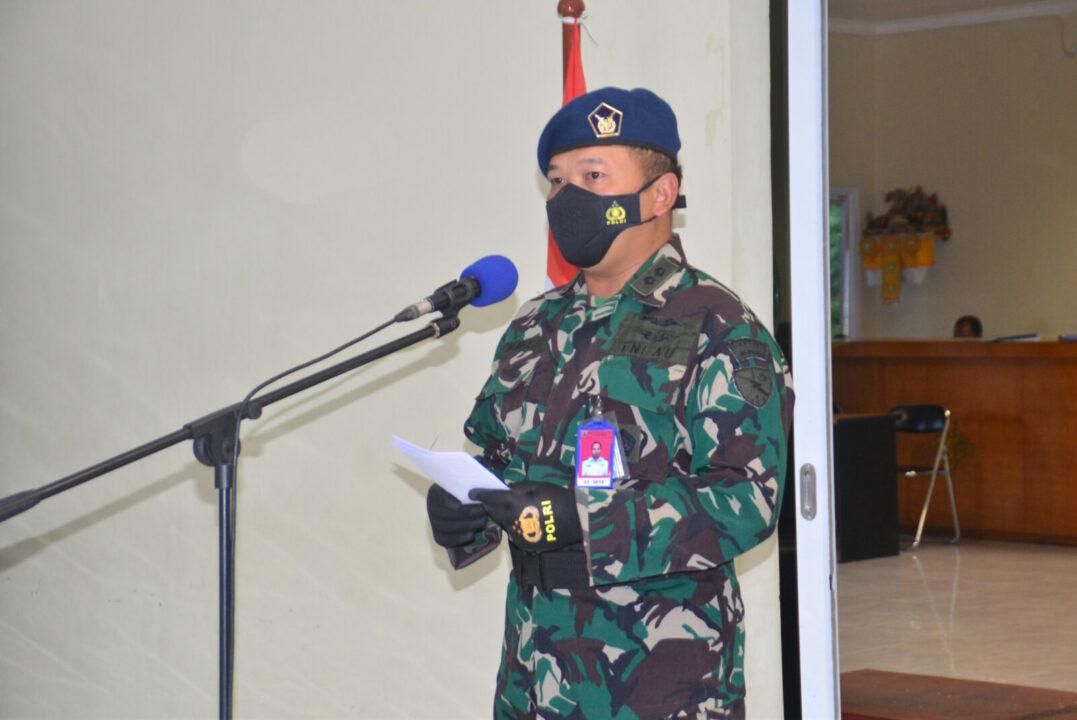 Peringatan ke-70 HUT Komando Operasi TNI AU di Lanud I Gusti Ngurah Rai