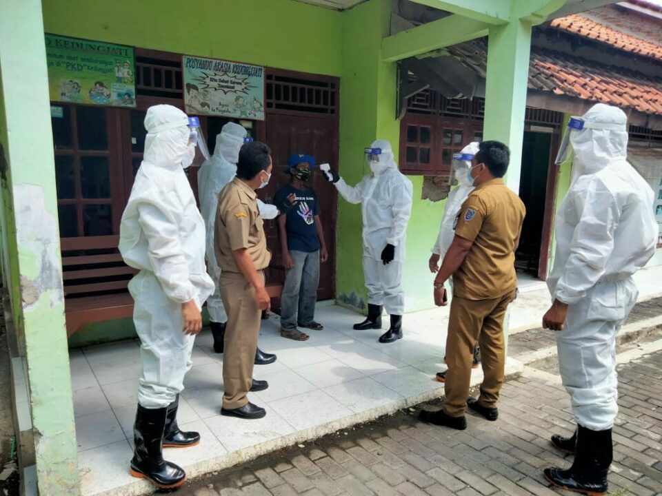 Keterlibatan Lanud J.B. Soedirman dalam Penanganan Covid-19 di Wilayah Kogasgabpad IV/Diponegoro