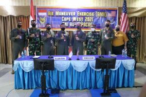 Latihan Cope West TNI AU-USPACAF, Resmi Digelar