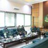 Danlanud Abdulrachman Saleh Silaturahmi ke Panglima Divisi II Kostrad