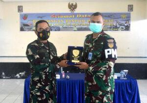Safari Binpom Puspom TNI AU Di Lanud SMH