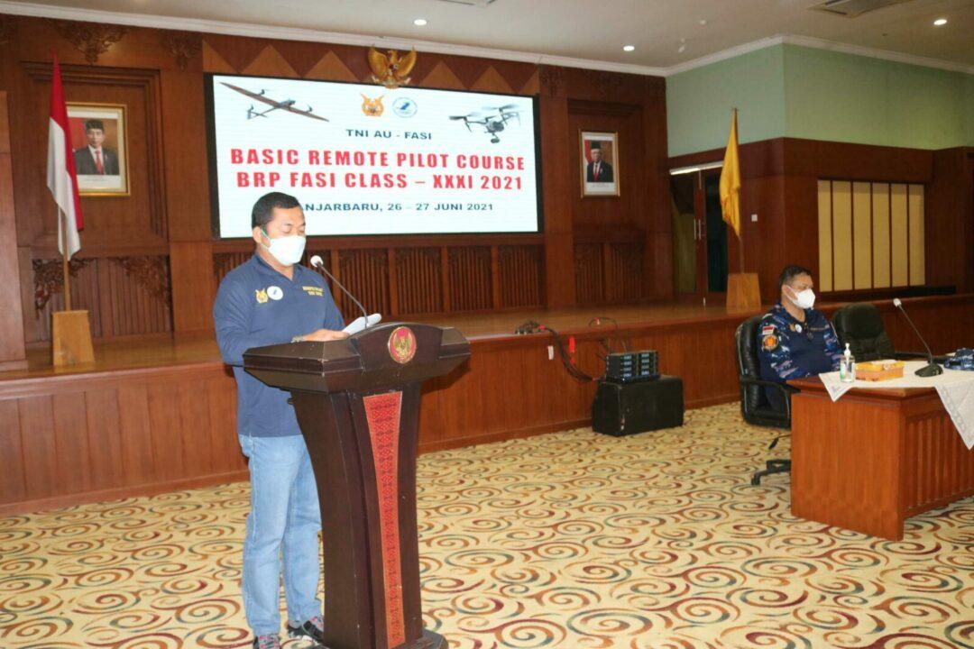 Sertifikasi Basic Remote Pilot 2021 Digelar Untuk Pilot Drone Kalimantan Selatan
