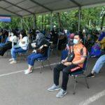 Serbuan Vaksin Astra Zeneca ke -2 untuk Keluarga Besar Mabesau