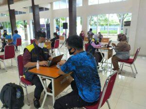 Lanud Sultan Hasanuddin Gelar Serbuan Vaksin Covid-19 Bagi Masyarakat Umum
