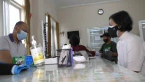 Serbuan Vaksinasi Covid-19 Di Lanud Husein Sastranegara