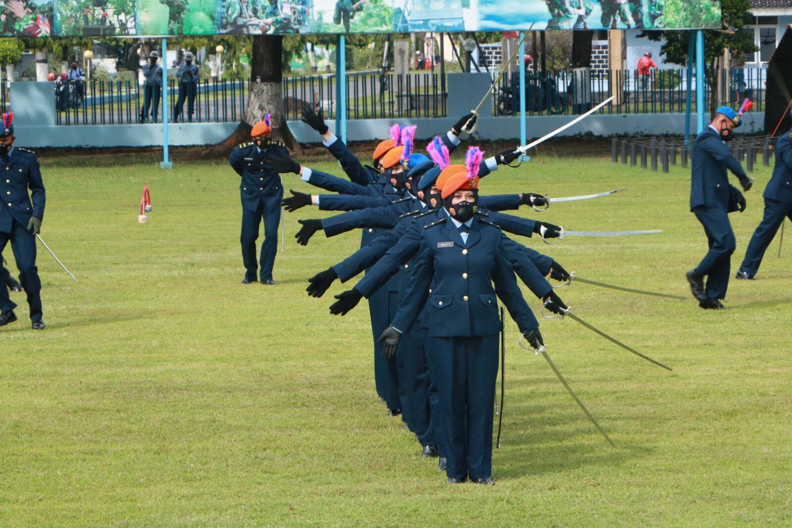 Kasau Ambil Sumpah Perwira Baru Setukpa Angkatan ke-24