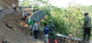 Personel Lanud J.B. Soedirman Ikuti TMMD di Banjarnegara