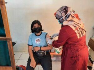 Lanud Sutan Sjahrir Gelar Serbuan Vaksin Covid-19